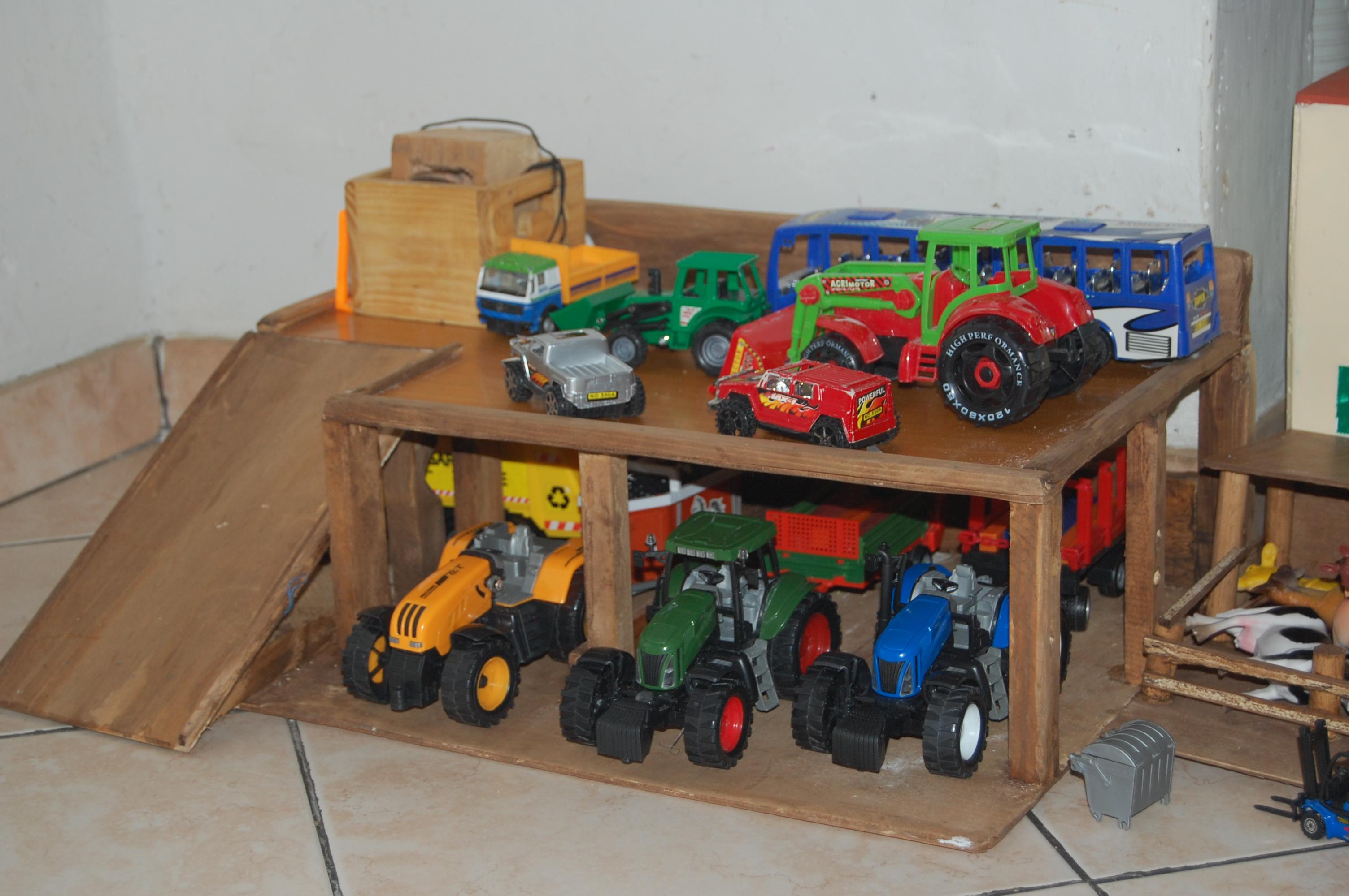 Garage 2 livelli